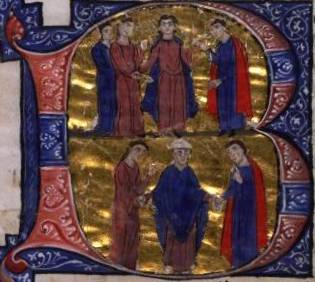 Betrothal and marriage around 1200 Lettrine-Sibylle-betrothal&marriage.jpg