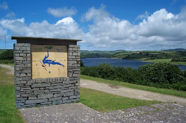Llys-y-fran Reservoir and Country Park - geograph.org.uk - 14030