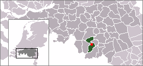Location of Knegsel