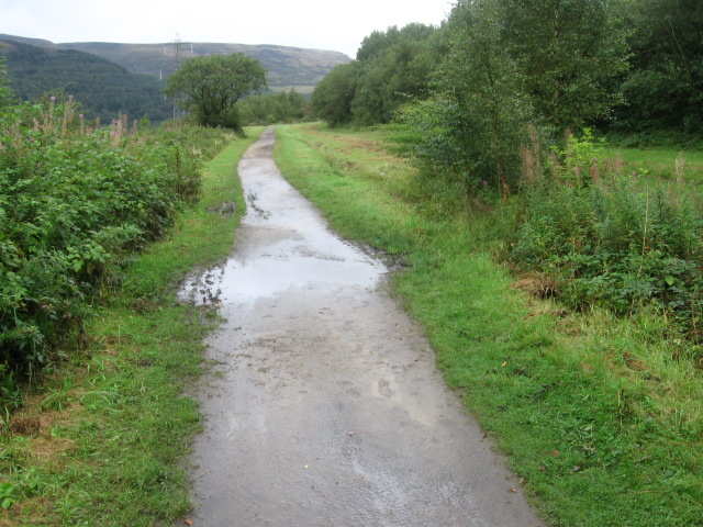 Longdendale Trail near Deepclough - geograph.org.uk - 949910
