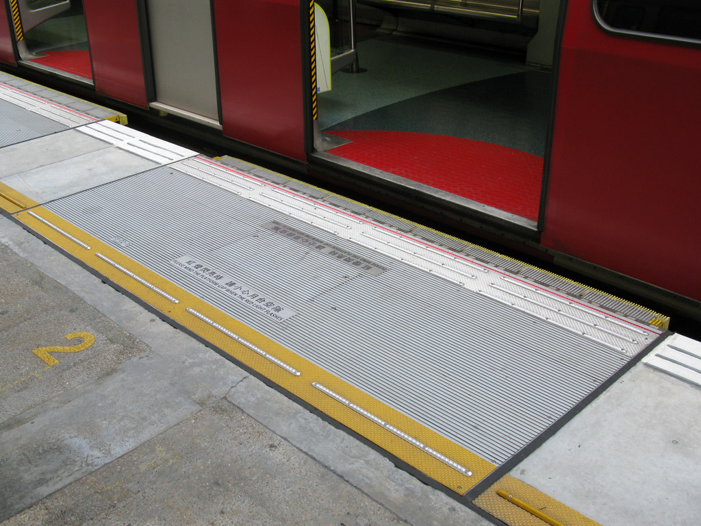 Platform gap filler wikipedia for Door gap filler