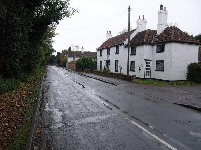 Main Street, Bleasby - geograph.org.uk - 1030418