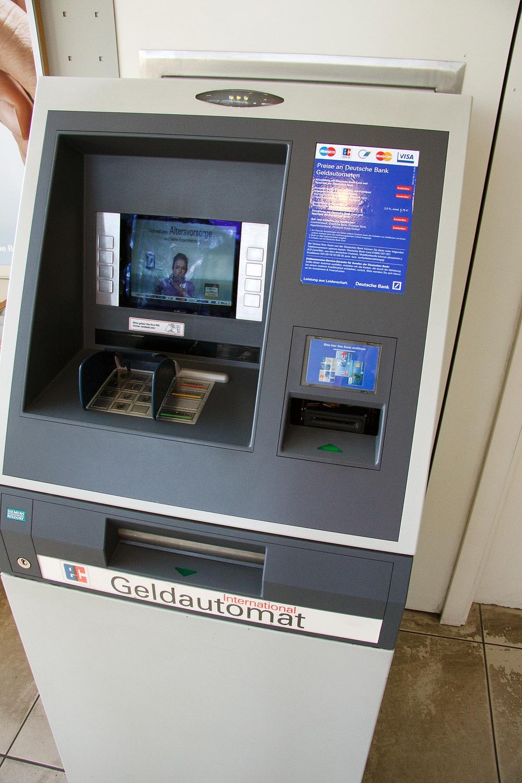 Deutsche Bank Automat