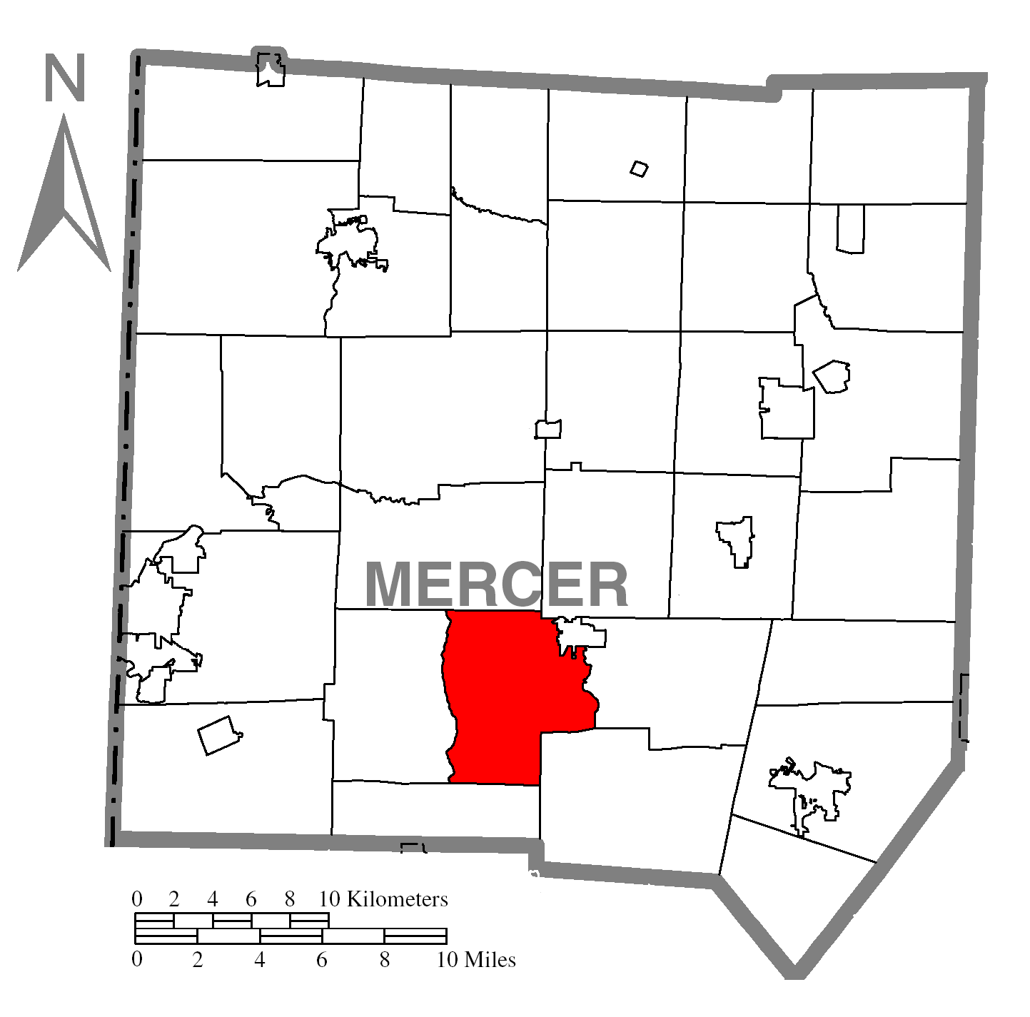Mercer (PA) United States  city photos gallery : Township is a township in Mercer County, Pennsylvania, United States ...