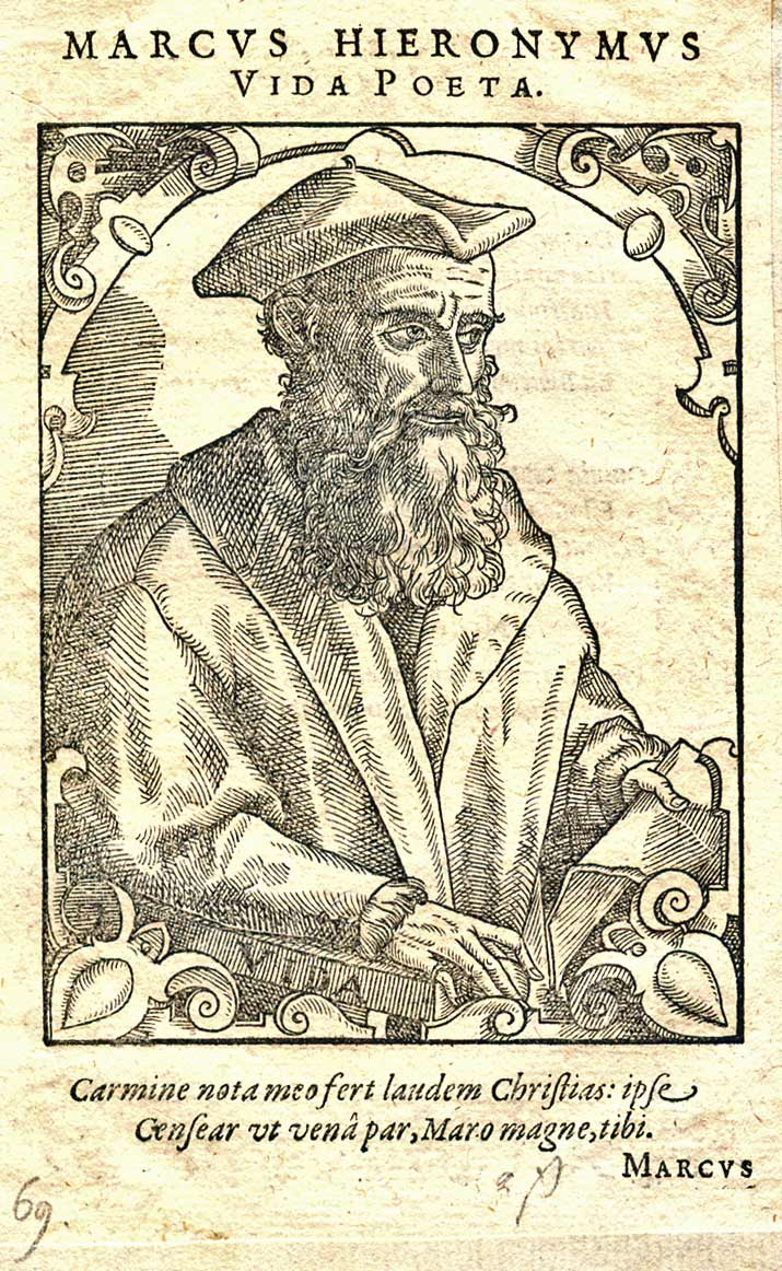 Marco Girolamo Vida.