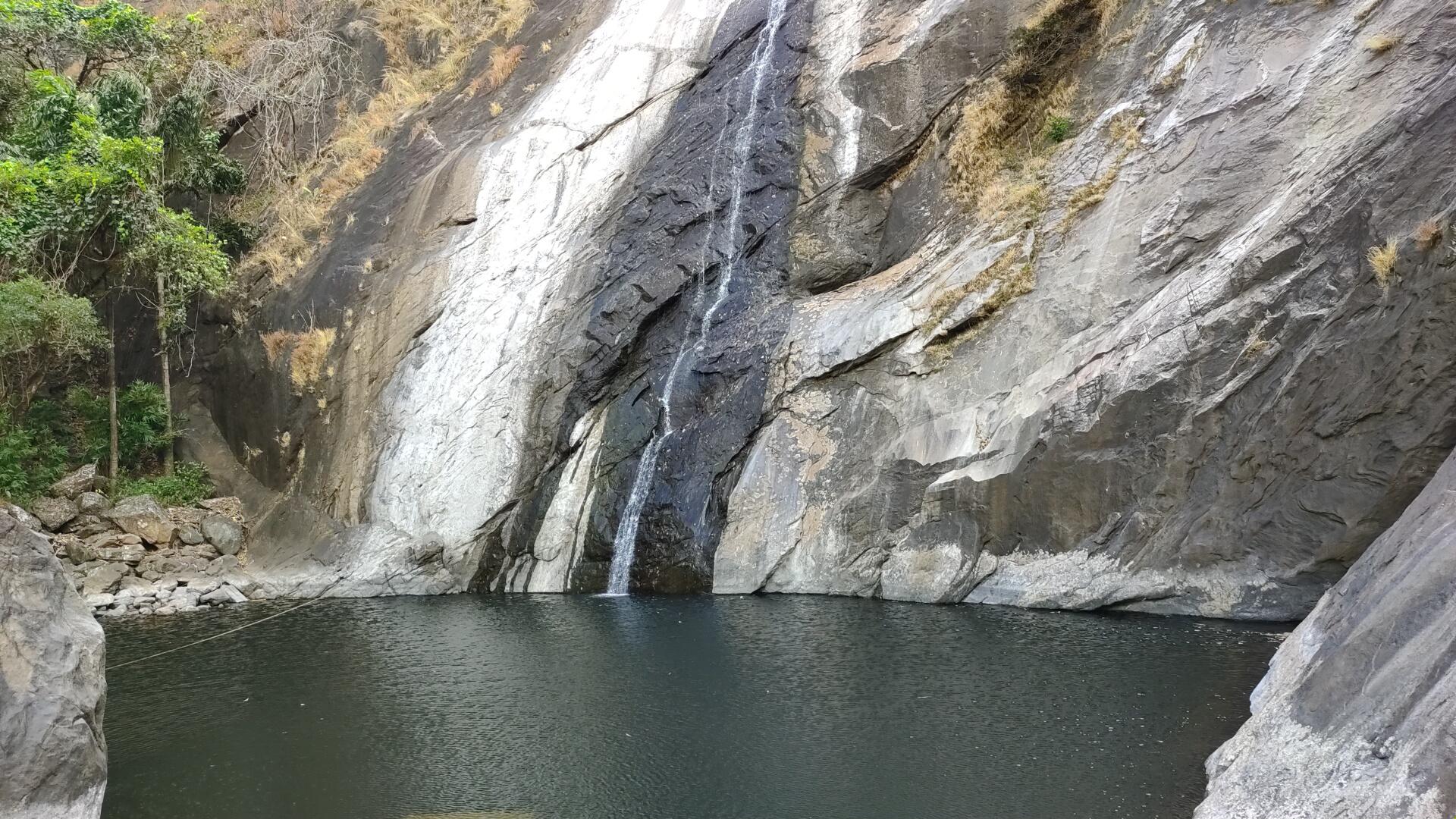 Marmala Waterfall