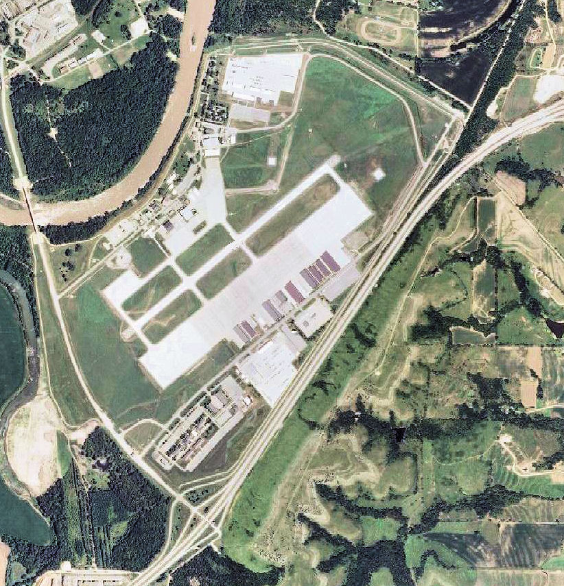 Marshall Army Airfield