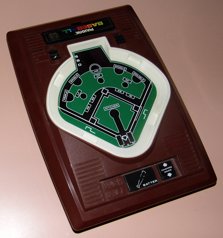 1970 Handheld Electronic Games Electronic Handheld Game