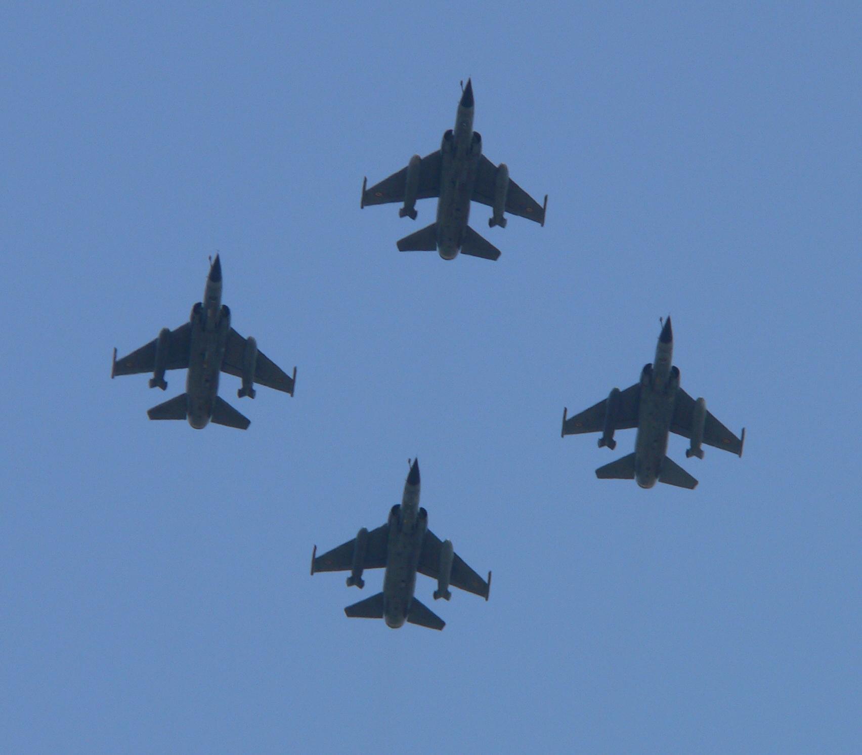 Mirage F1 oferecidos à Argentina