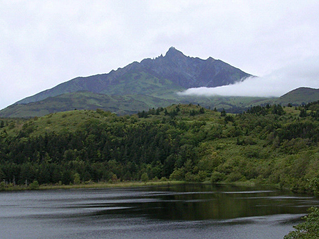 Mt Rishiri(2004)
