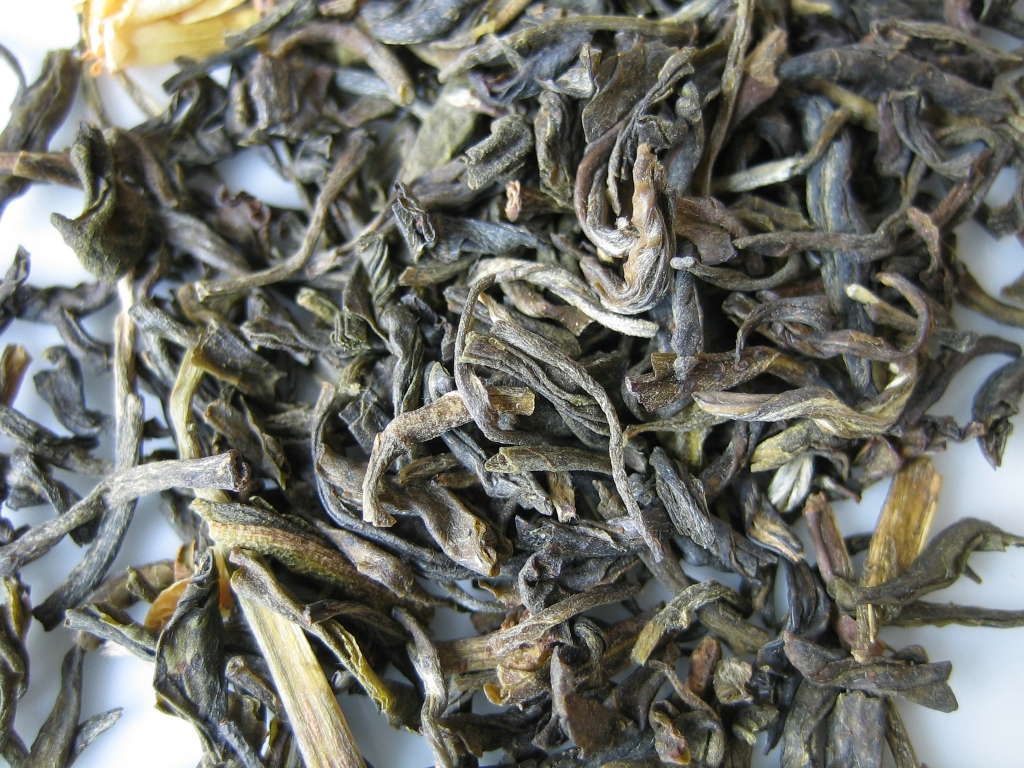 Loose black tea - Wikimedia Commons
