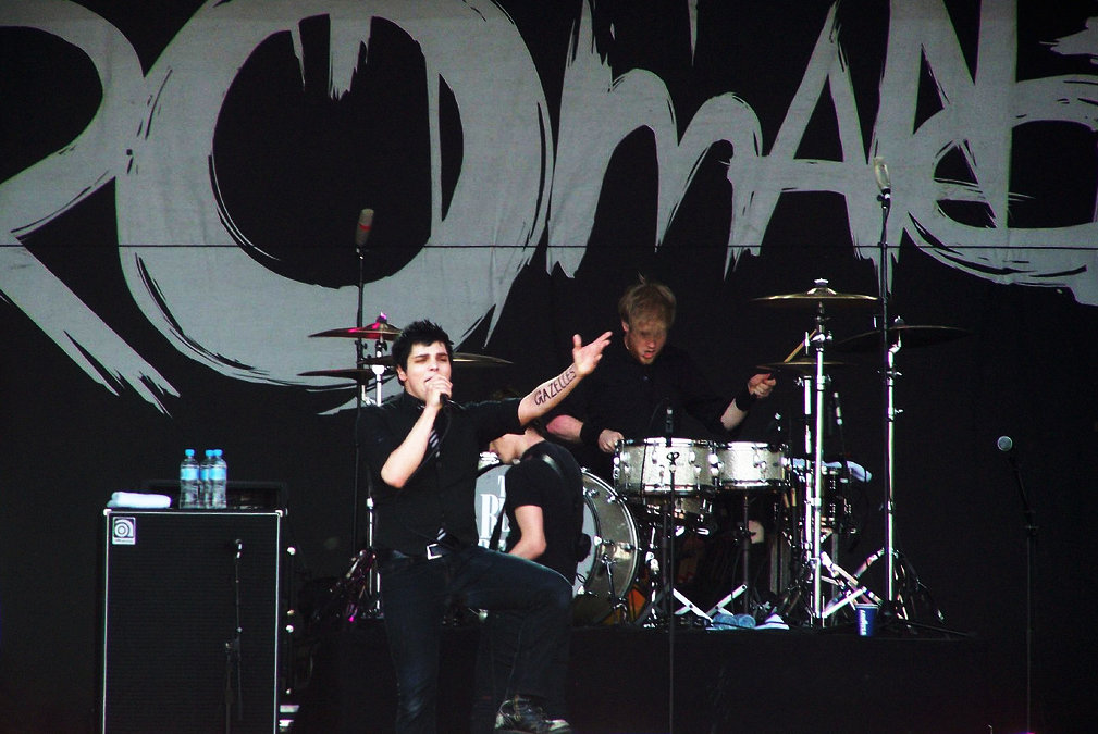 My Chemical Romance Rings