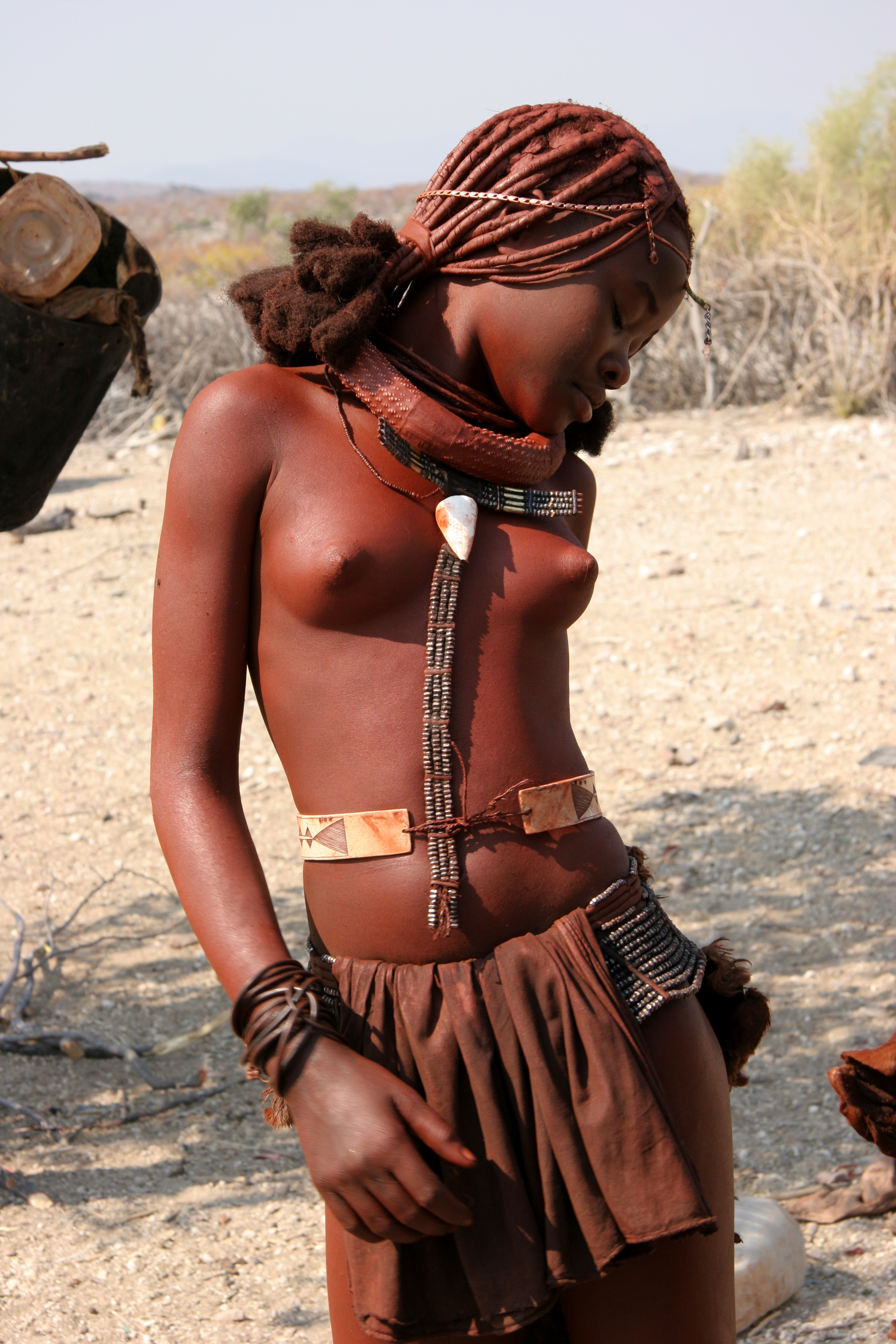 pics upskirt The people himba