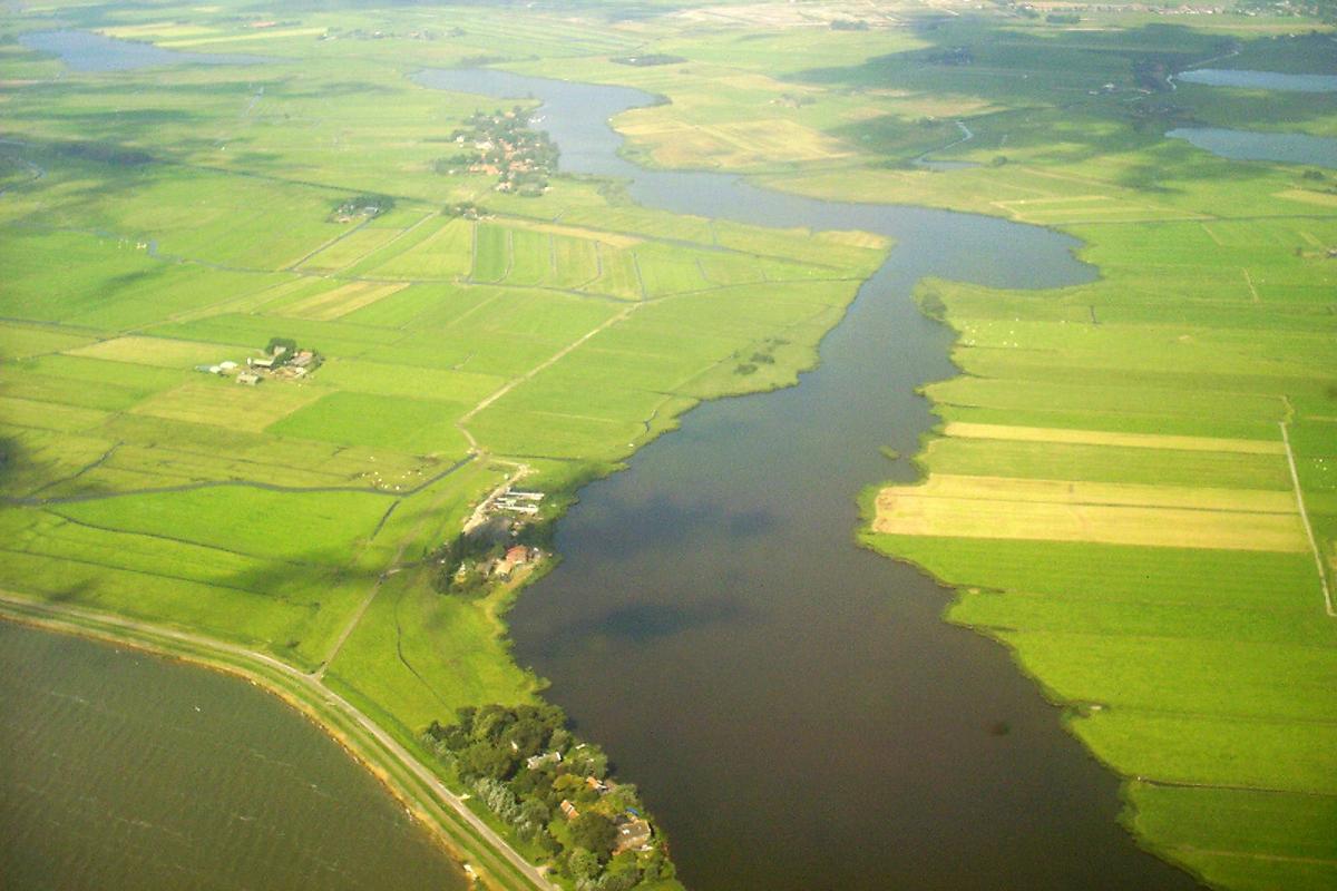 Holysloot au bord du lac Holysloter Die