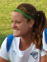 Jennifer Nobis American soccer player