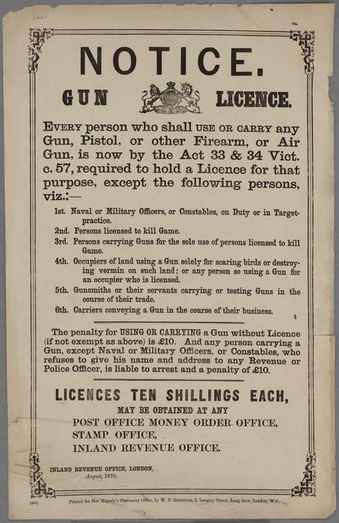 Concealed guns in Australia, Legal with a license ?