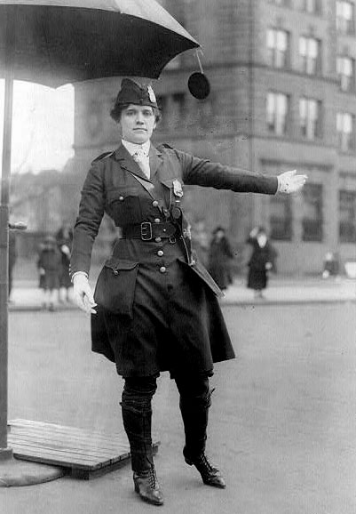 Police Fashion New York