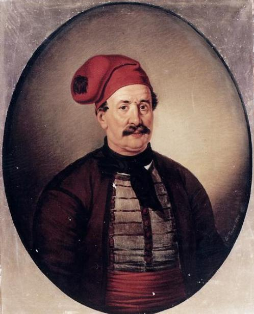 Papanikolis Psara - Greek Fighter