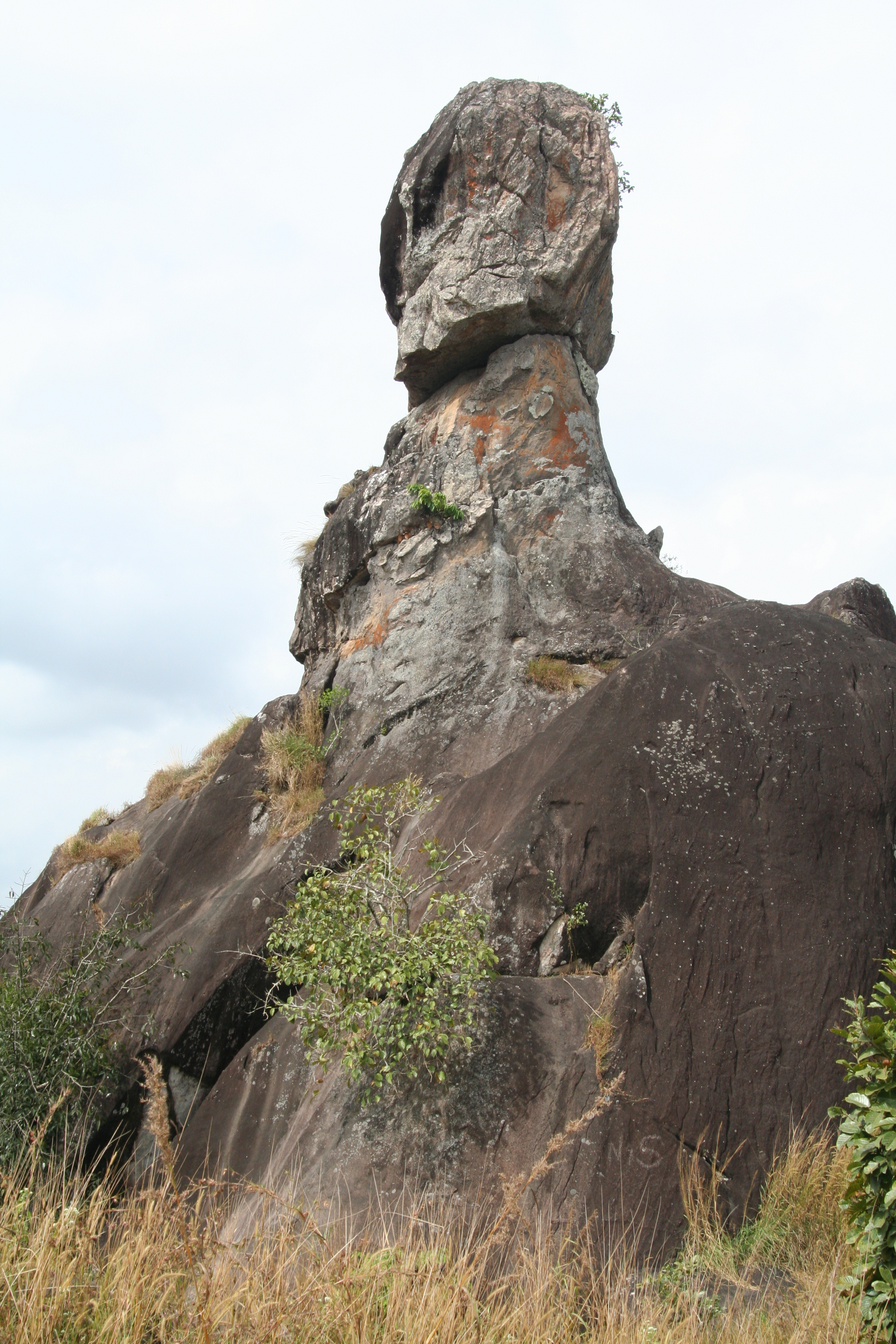 Phantom Rock at Wayanad