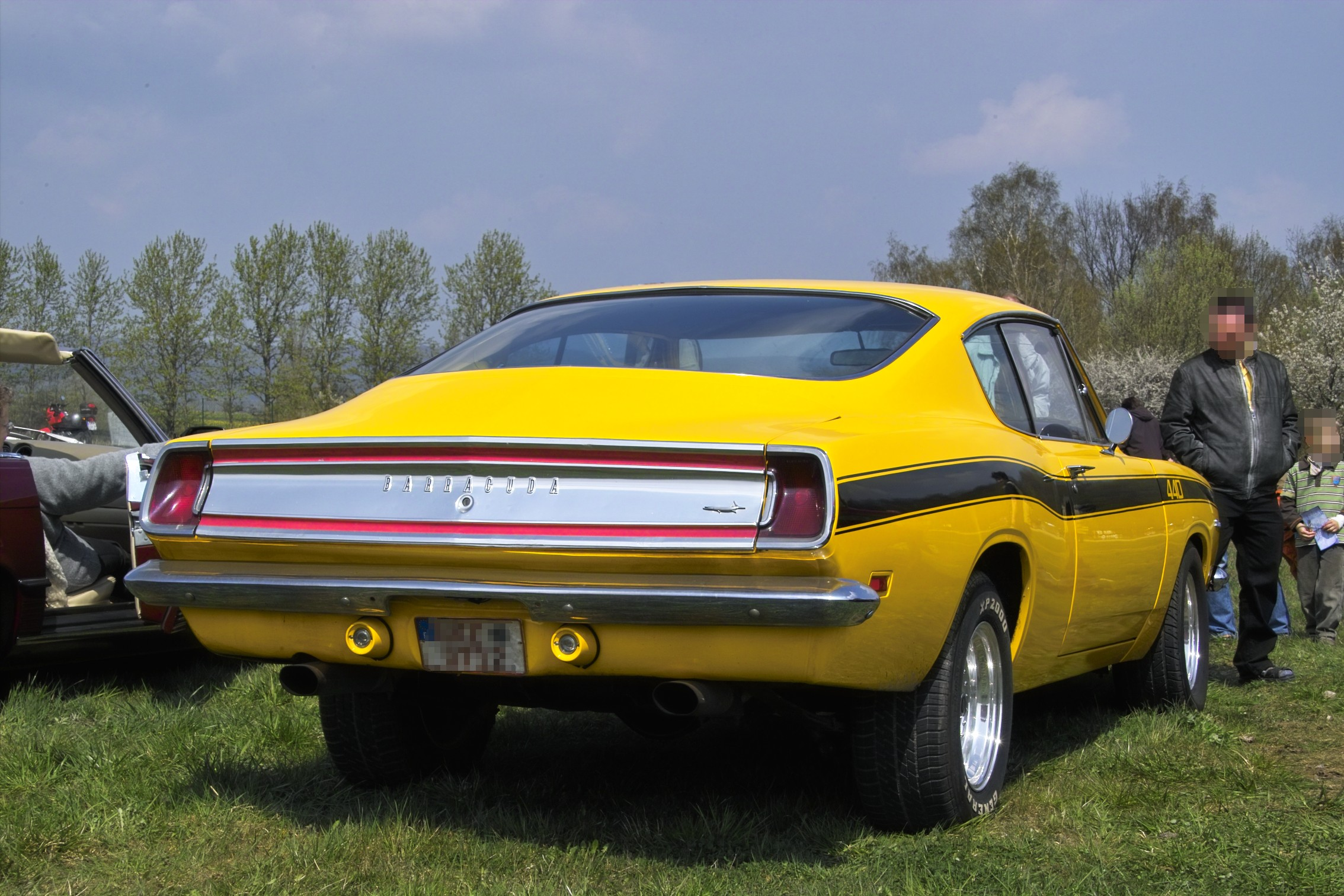 dudo kemol: 1969 Plymouth Barracuda