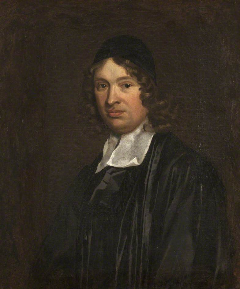 Portrait thought to be of Benjamin Woodroffe