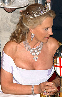 Princess Michael of Kent, wife of Prince Micha...