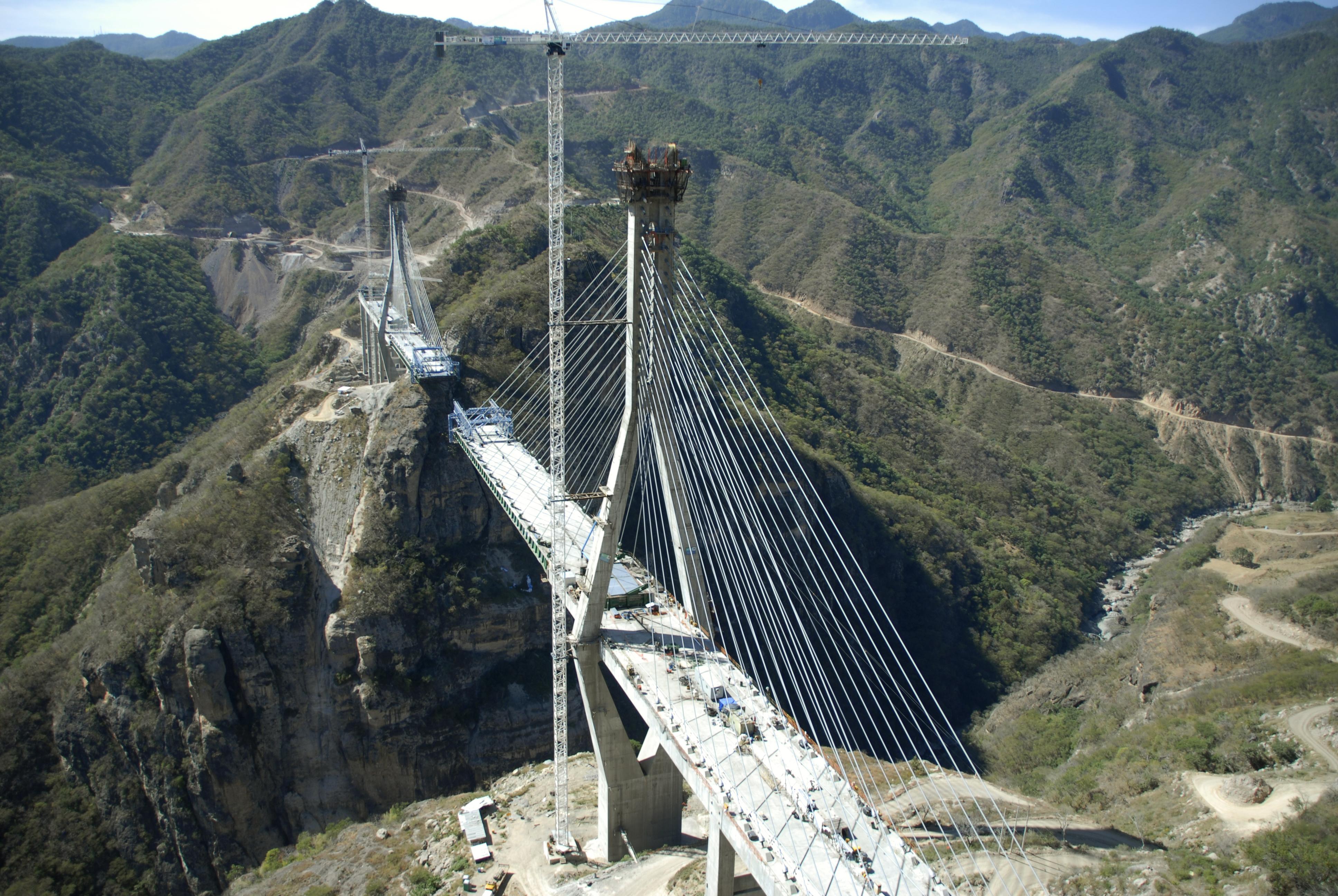 Puente Baluarte Bicentenario Wikipedia La Enciclopedia Libre