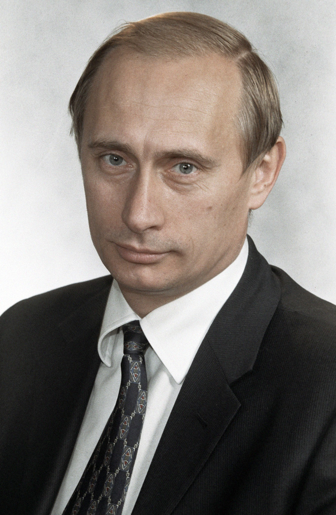 Obama's and Putin's Sex-Fueled Journeys to Power ... Young Vladimir Putin Kgb