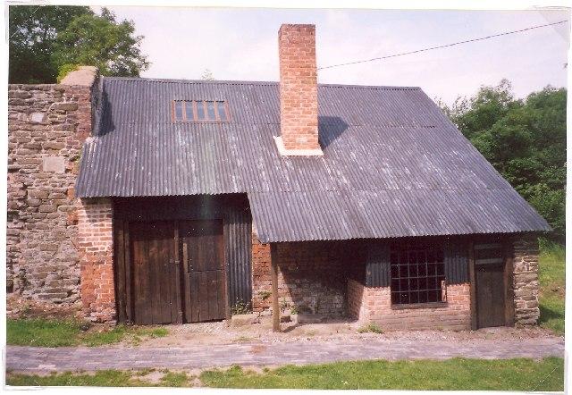 Restored building, Snailbeach Lead Mine, Worthen - geograph.org.uk - 101448