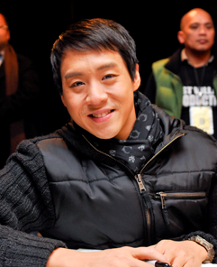 Richard Poon Chinese Filipino singer-songwriter and TV personality