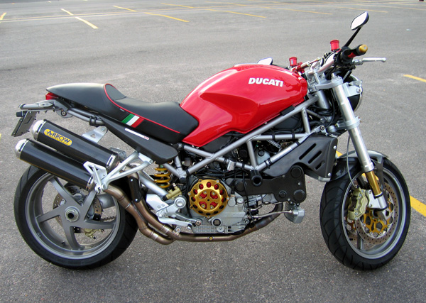Ducati Monster Review