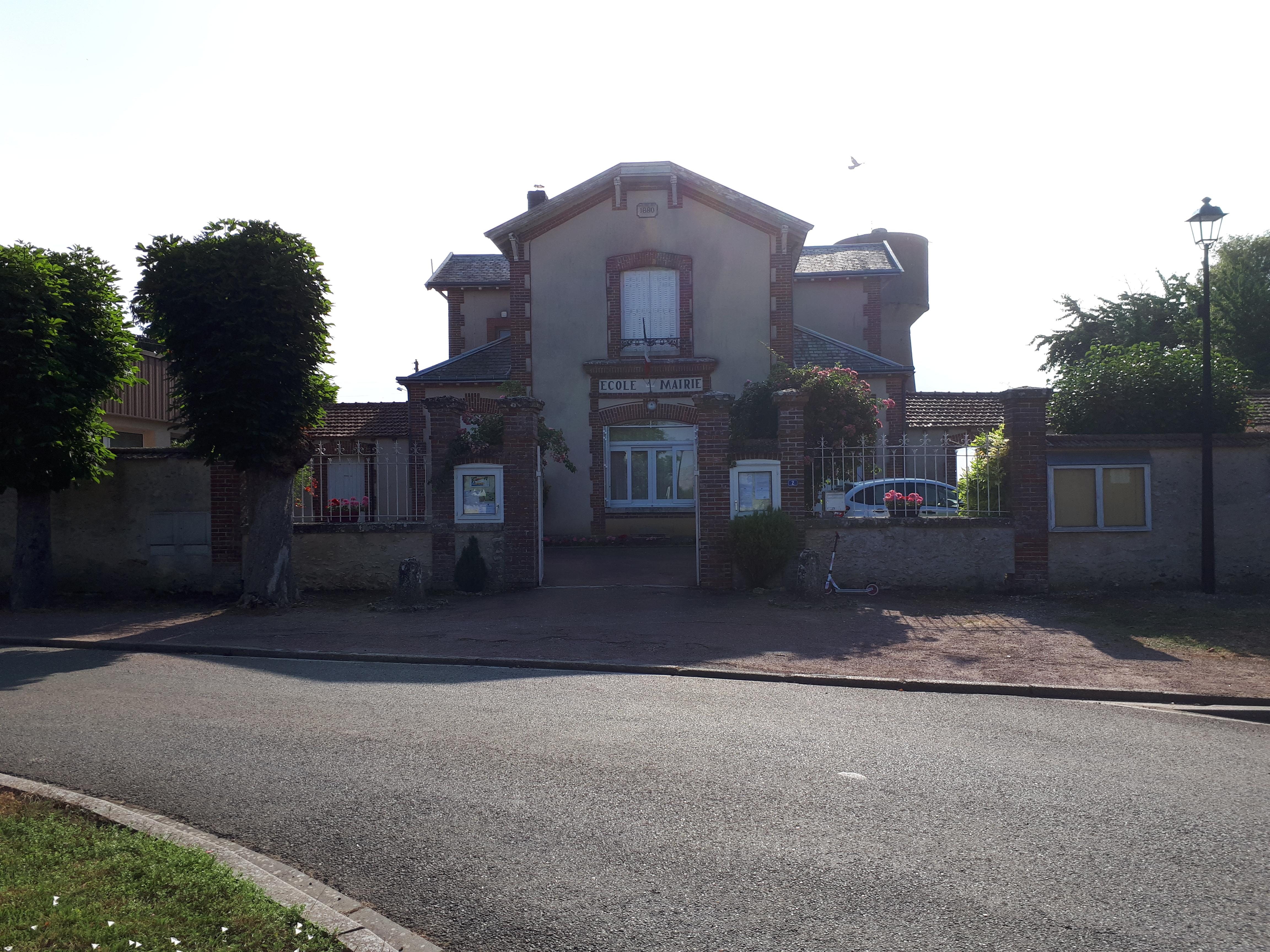 Saint-Léger-des-Aubées