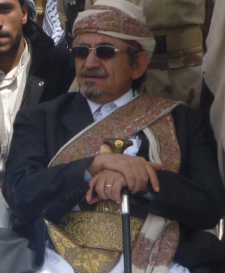 Sadiq Al-Ahmar