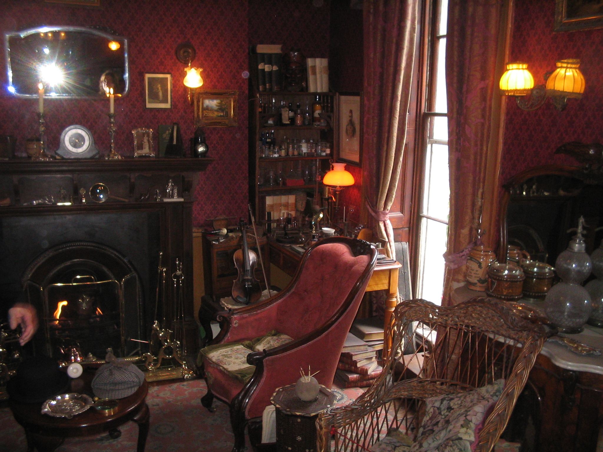 The Murder Room The Heirs of Sherlock Holmes Gather to