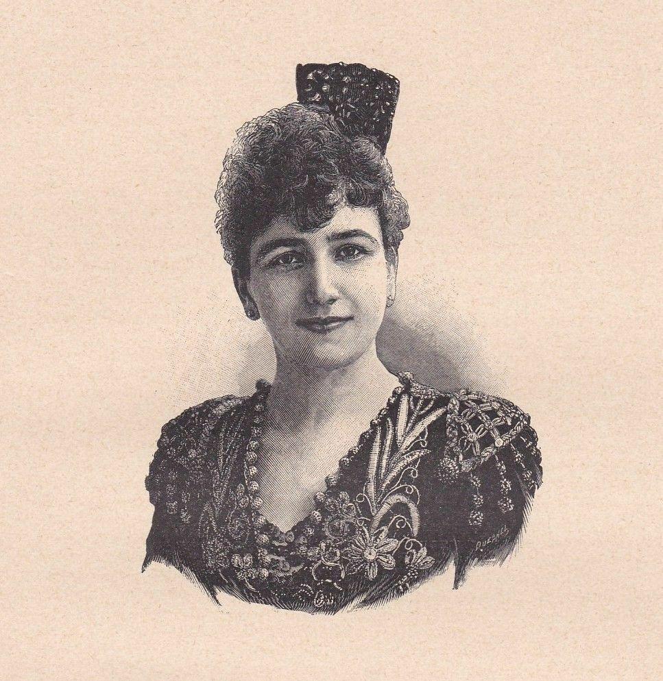 Sigrid Arnoldson singer