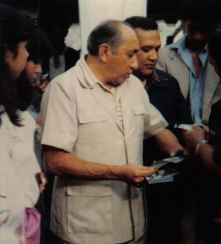 Simón Díaz en los años ochenta