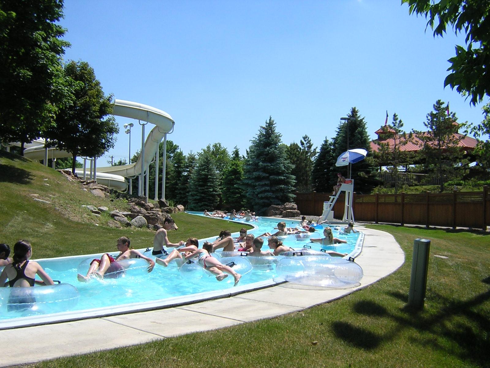 Rapid City Hotels Water Park