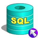 File:Sql database shortcut icon.png