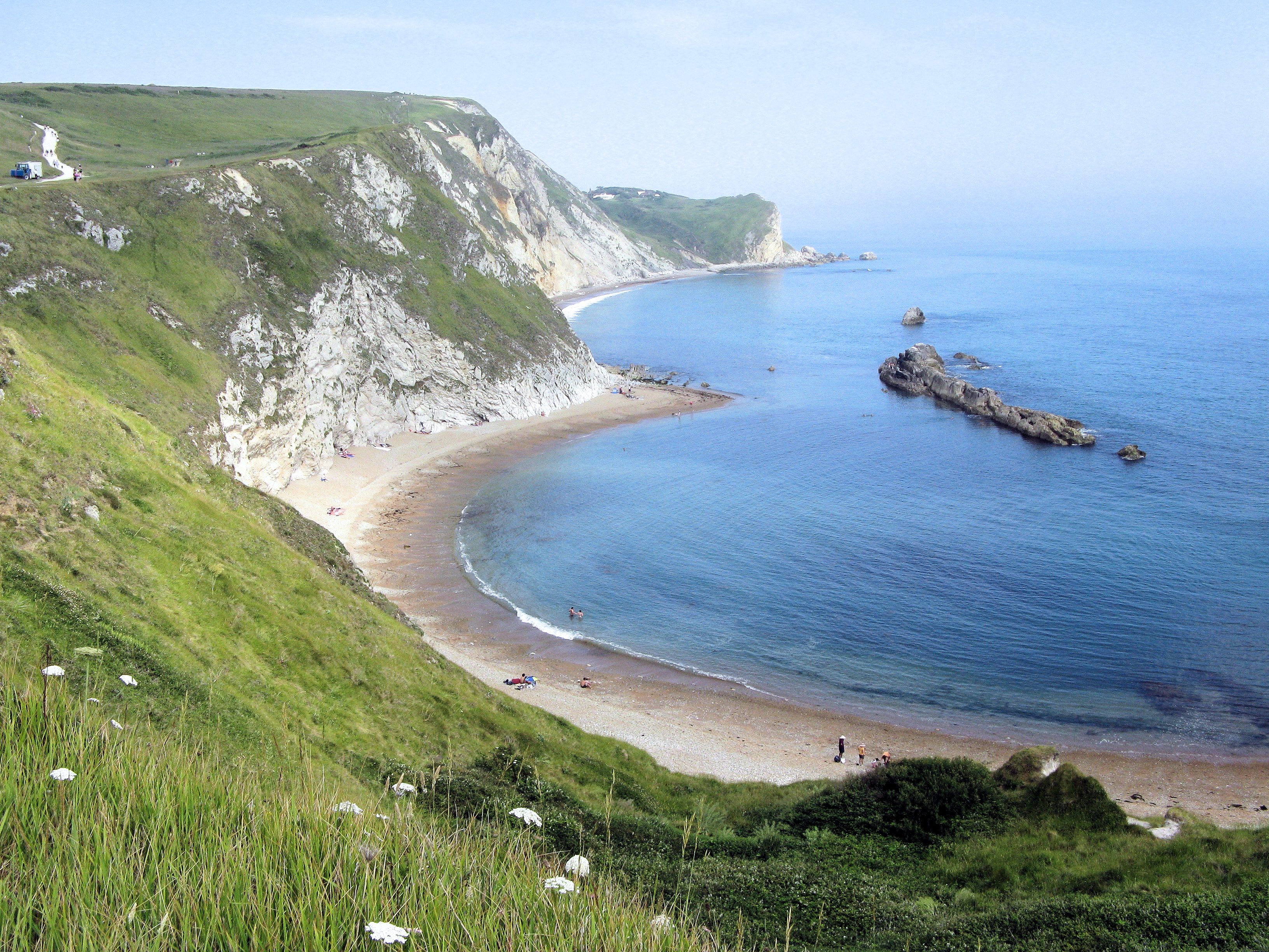 Http Commons Wikimedia Org Wiki File St Oswalds Bay Near Lulworth Dorset Arp Jpg