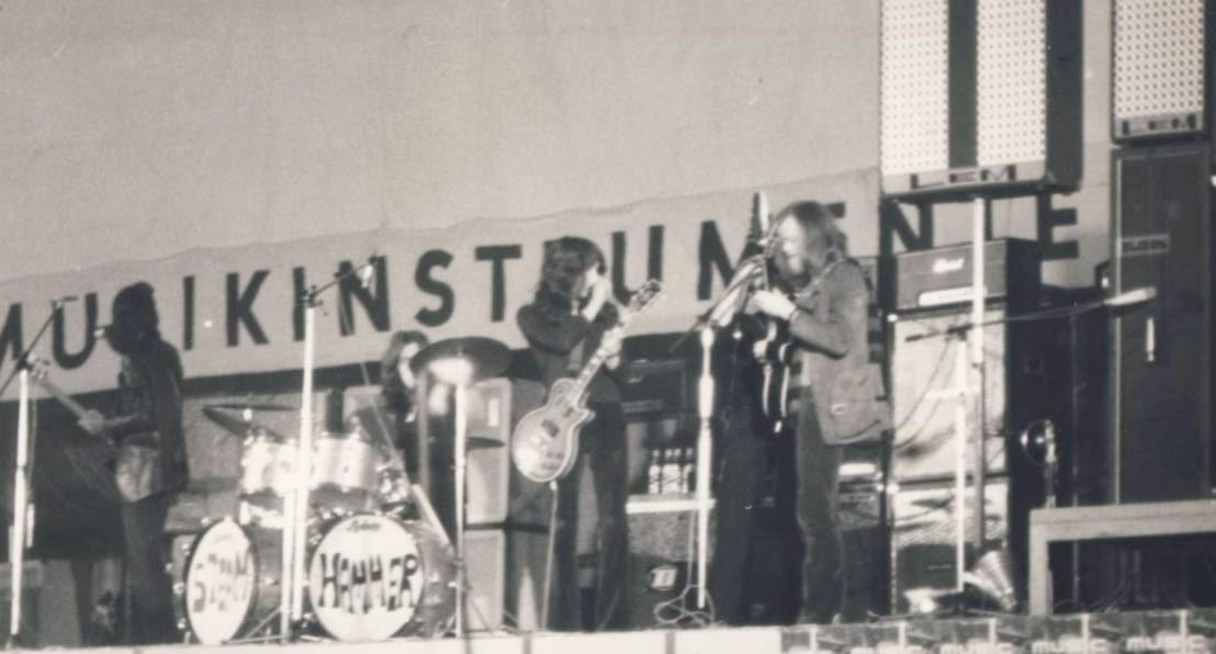 Steamhammer  Band