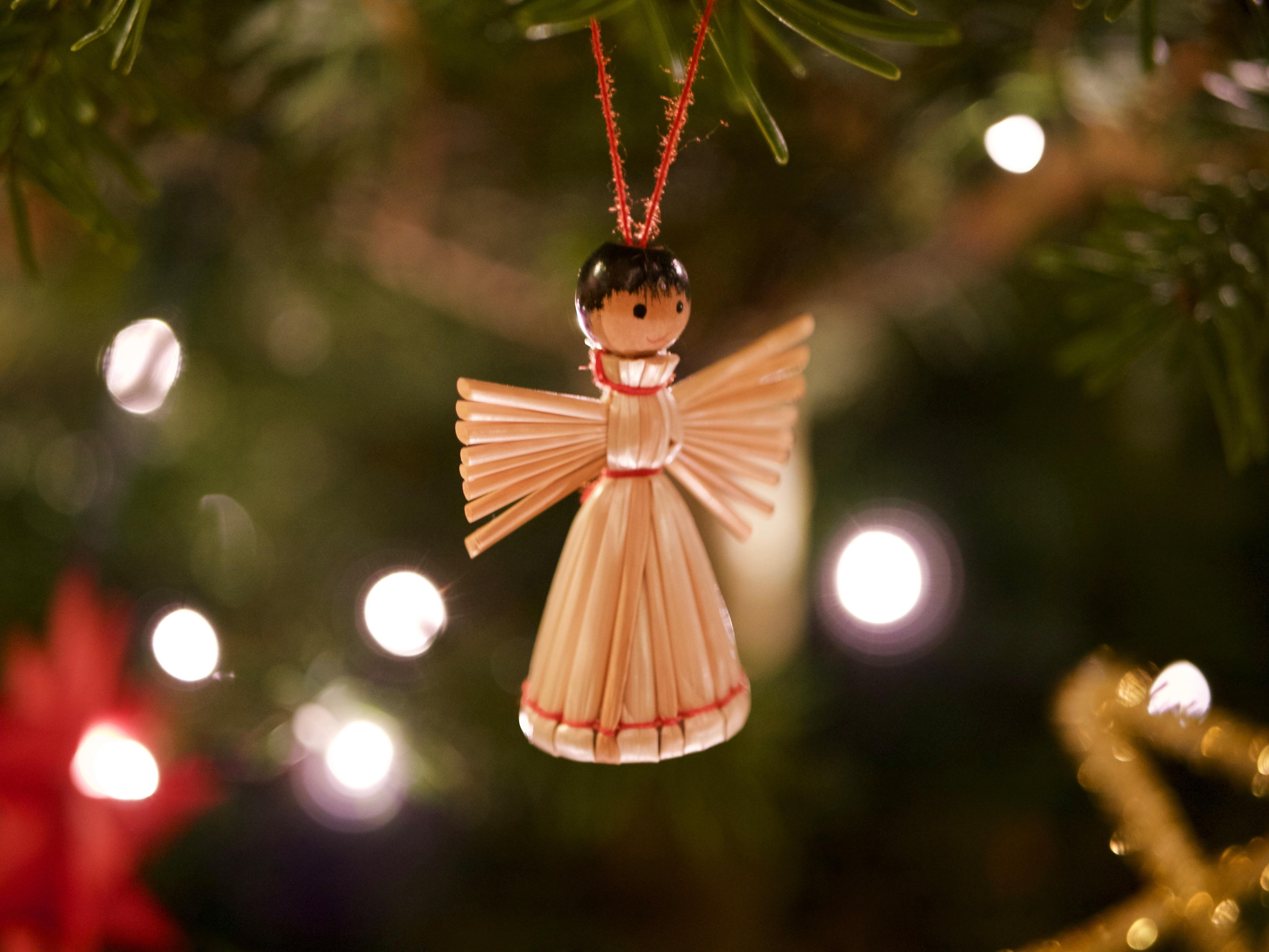 Weihnachtslied am weihnachtsbaume