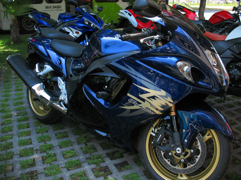 Suzuki Hayabusa Gsx Rr