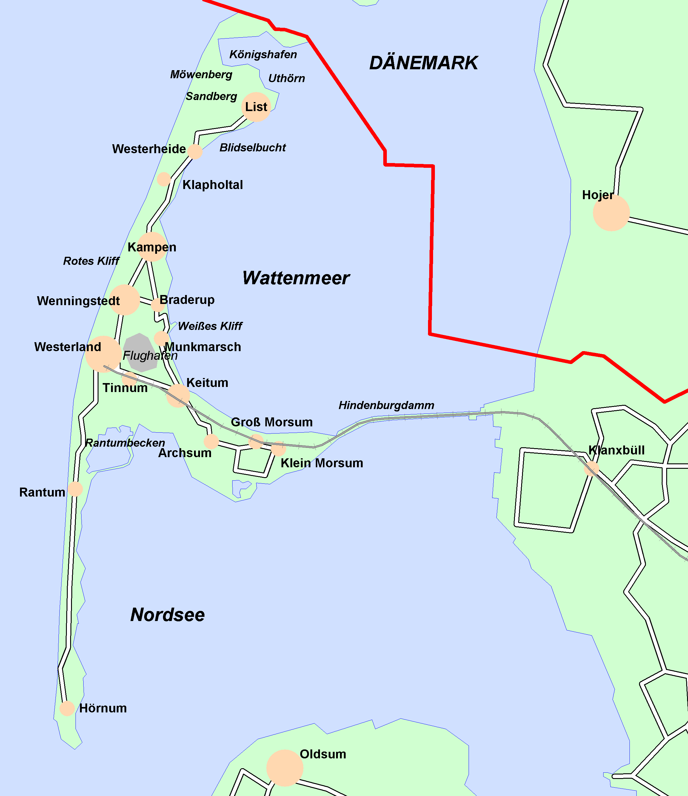 karte sylt Datei:Syltkarte.png – Wikipedia
