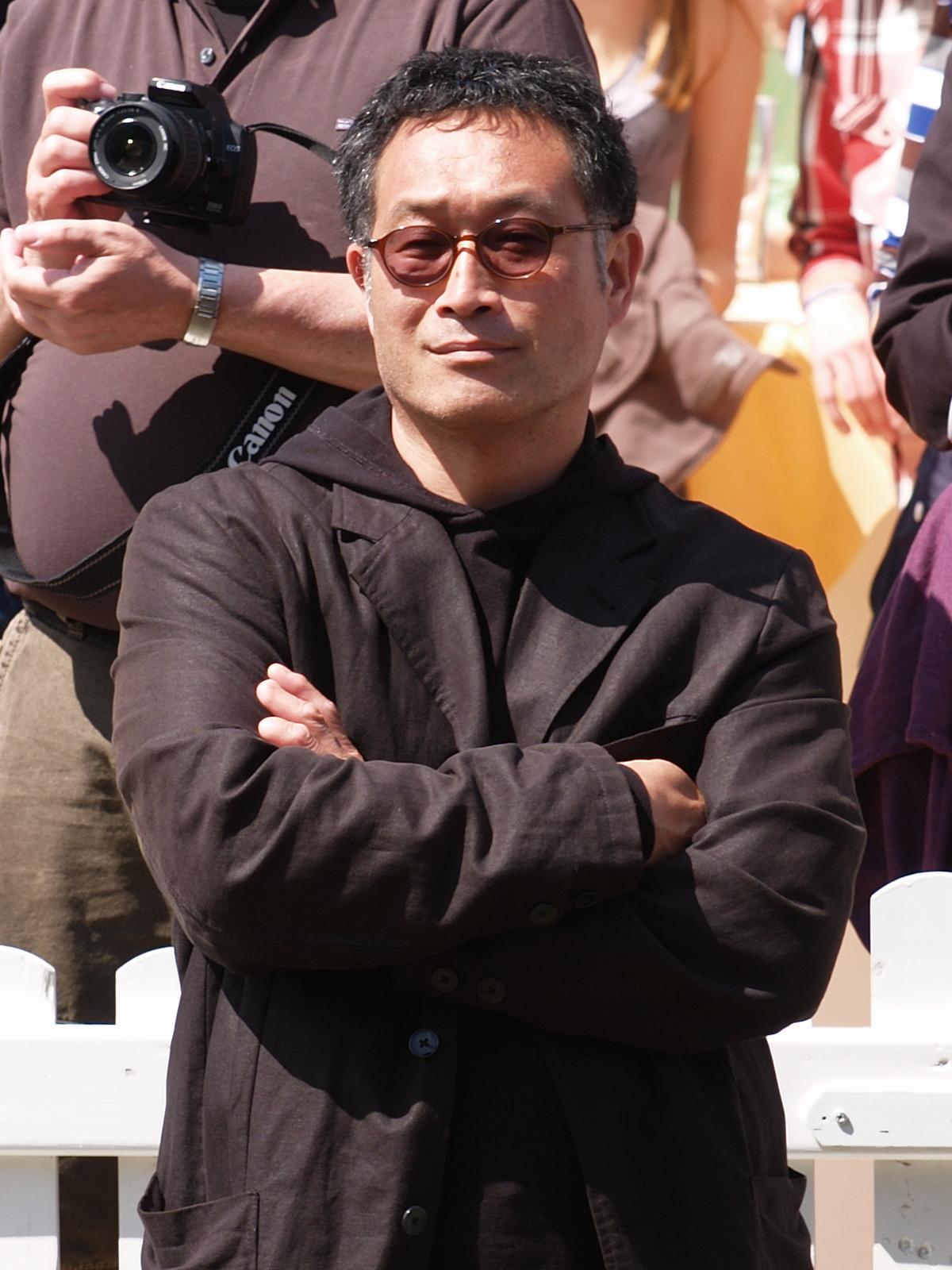 Image of Tadashi Kawamata from Wikidata