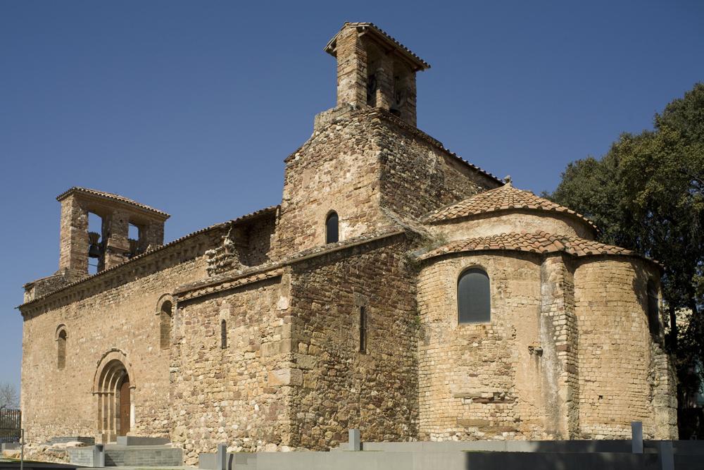 San Pedro visto desde Vallparadís
