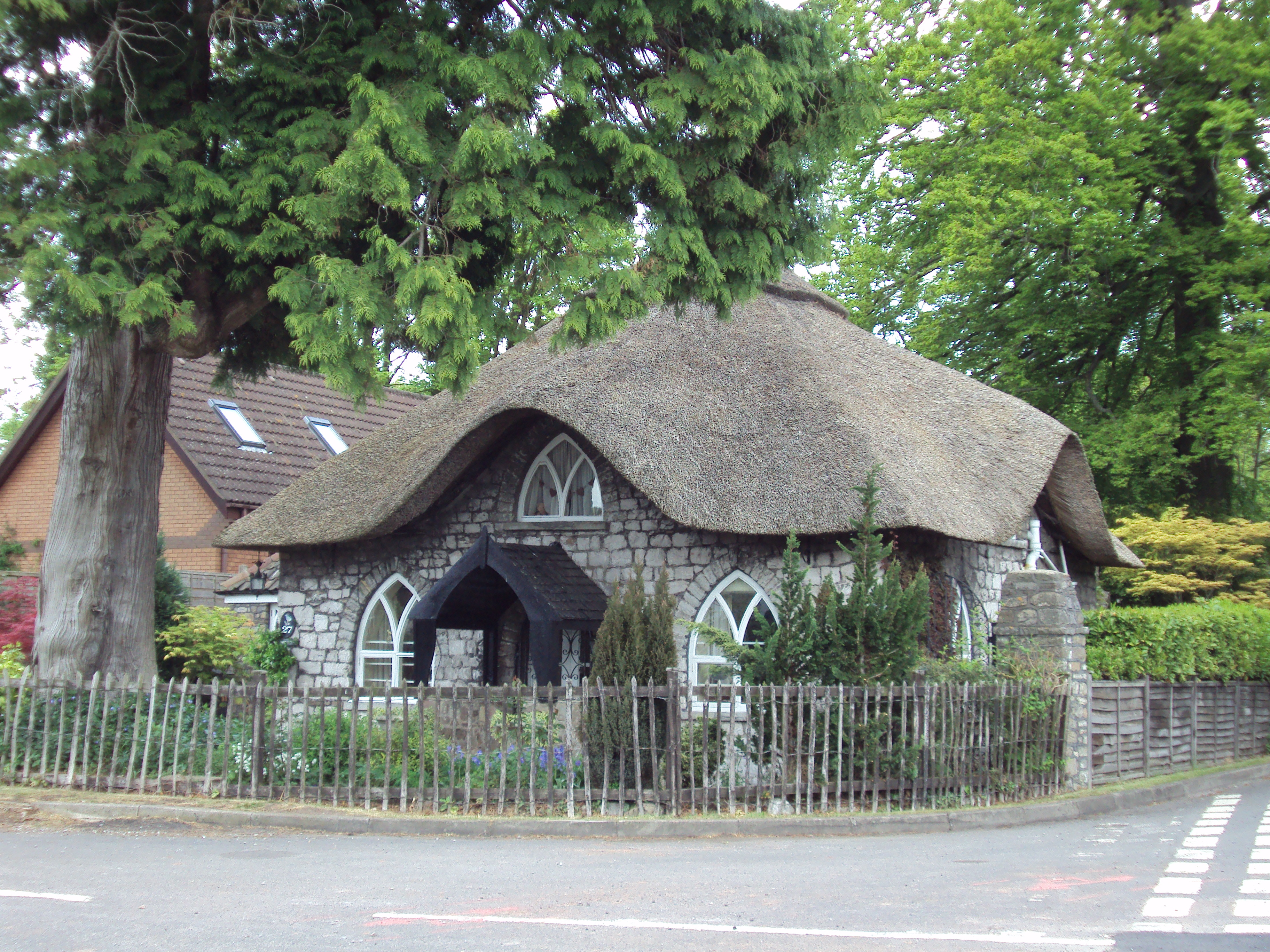 File Thatched Cottage Sneyd Park Bristol Dsc05732 Jpg