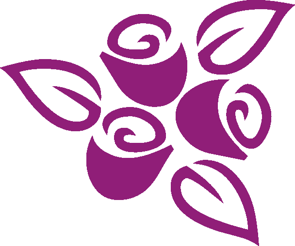File Three Roses Purple R Png Wikimedia Commons