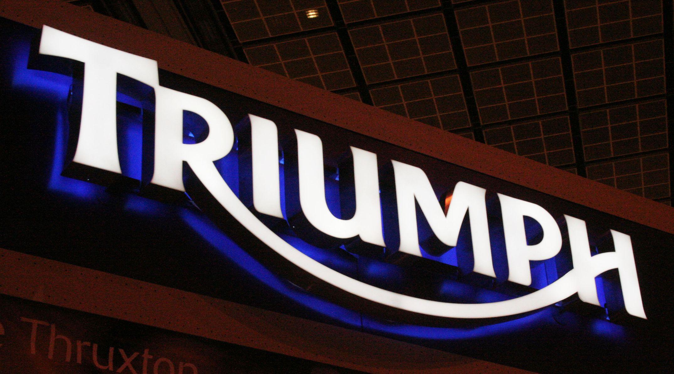 Triumph Logo - Bing images