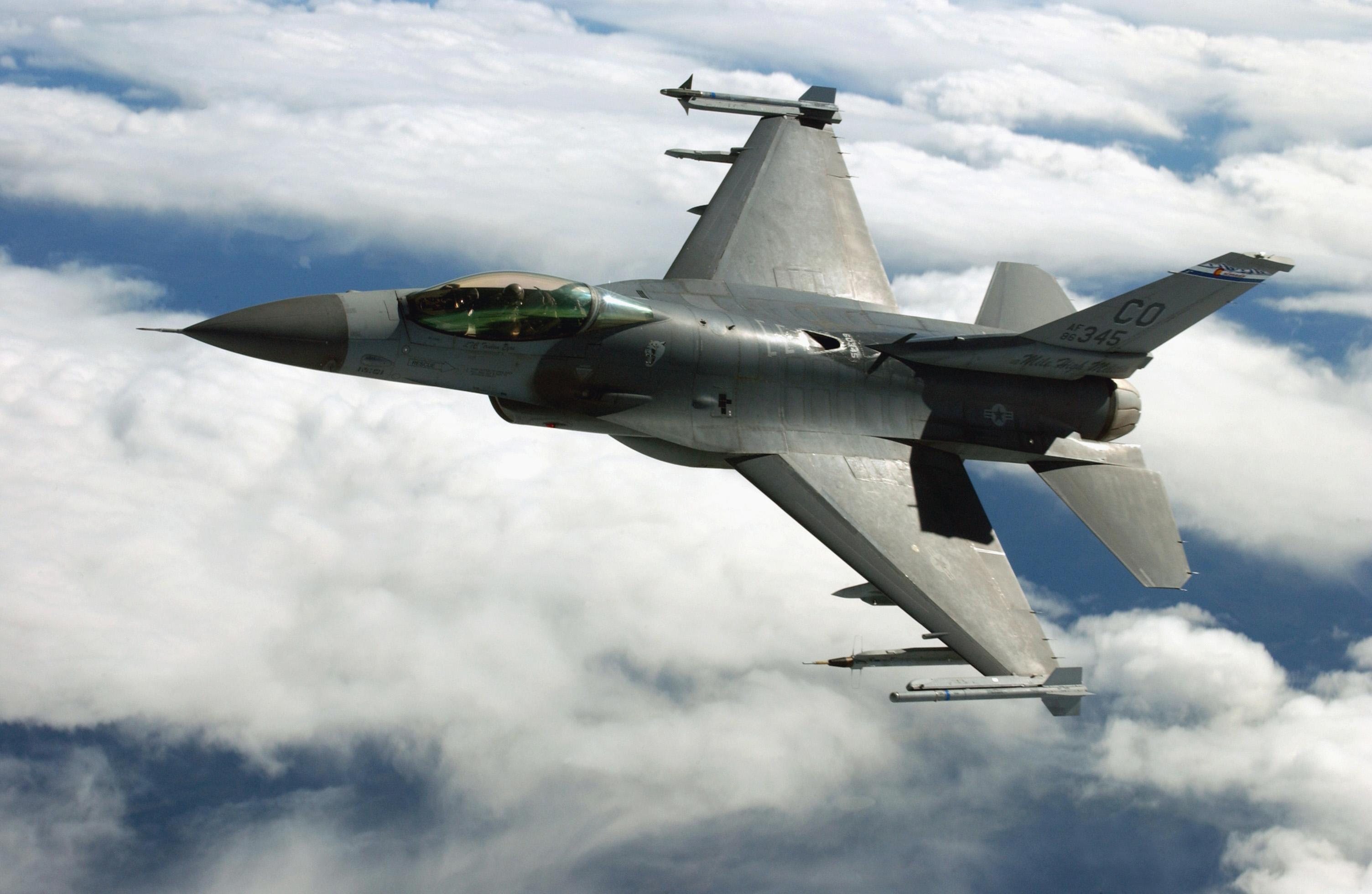 TREBALO JE DA BUDE PONOS IZRAELA, A ONDA JE AMERIKANCE POJELA LJUBOMORA - Page 2 USAF_F-16C_Profile