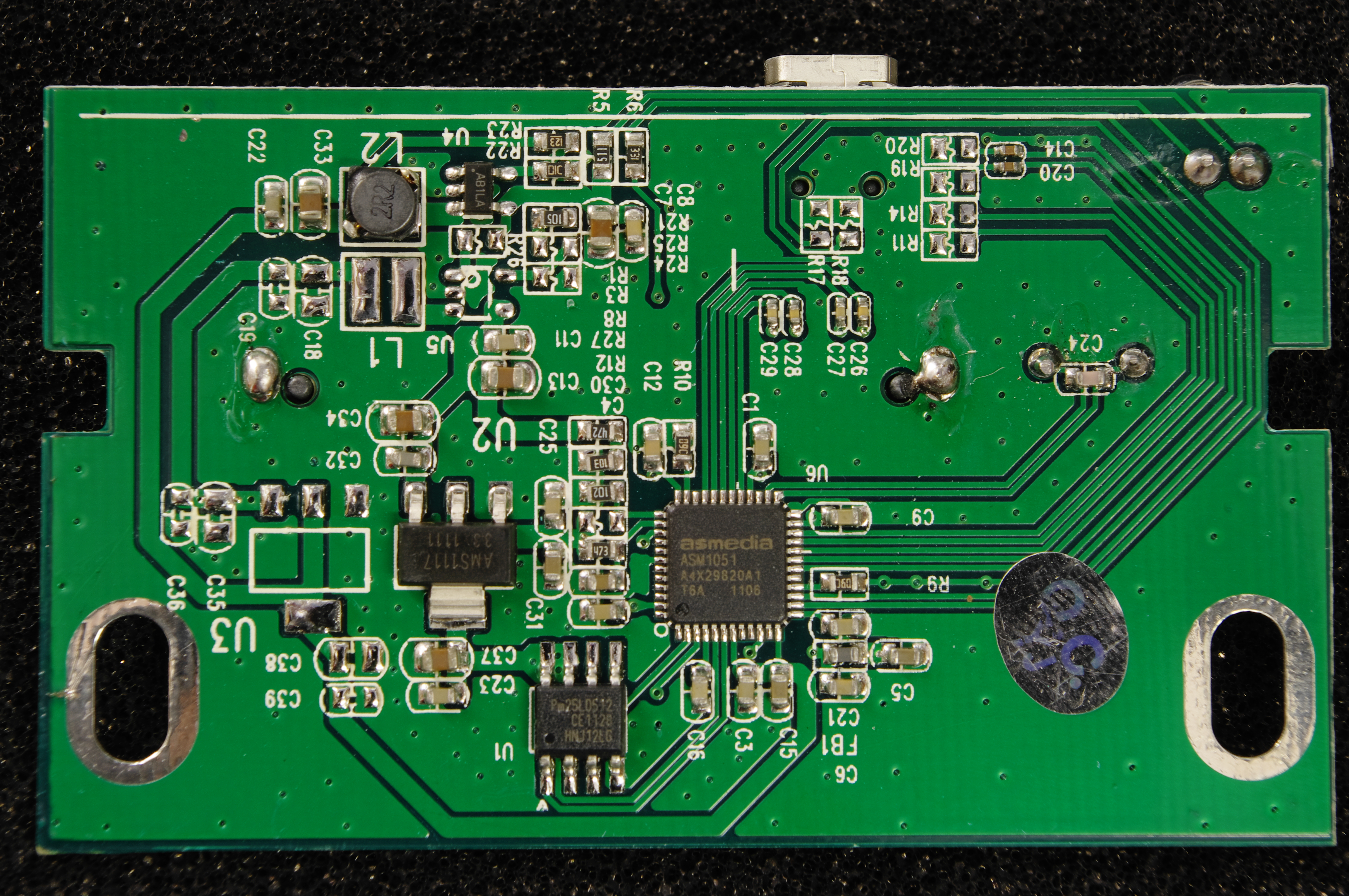 file usb3 to sata circuit board with non standard usb3 connector rh commons wikimedia org